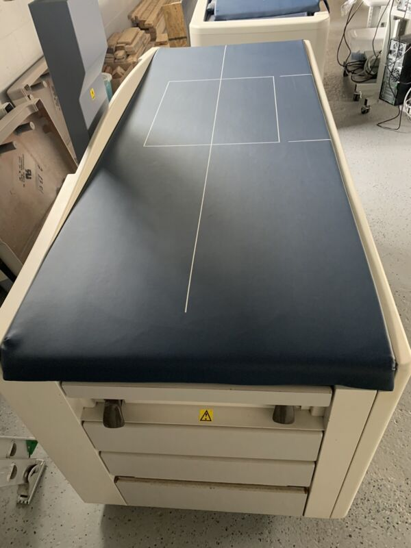 TABLE PAD NAVY BLUE FOR GE LUNAR DPX DUO, DPX BRAVO BONE DENSITOMETER DEXA