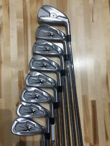 Callaway X forged iron set