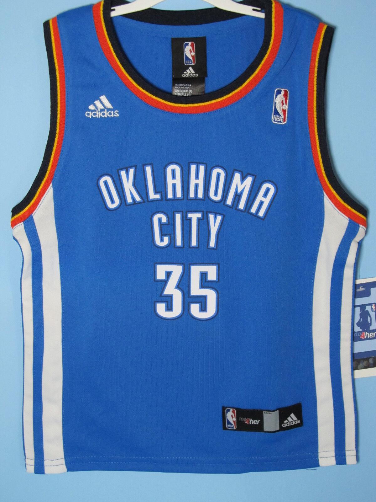 Oklahoma City Thunder Girls Clothing Adidas Thunder Durant 3