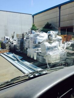 FACTORY SCRAP METAL REMOVAL SERVICE Revesby Bankstown Area Preview