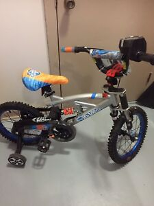 Vélo hot wheels