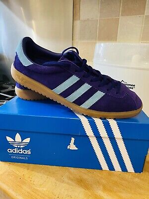 Adidas Bermuda UK 10 - Purple/blue Mint Condition