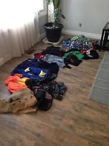 Boys clothes size 4t