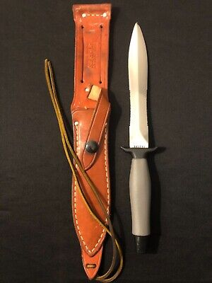 1975 Gerber Mark II Fighting Knife -Mk 2 Combat/MkII Collection #40748/lw
