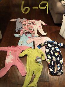 Babies clothes 6-9
