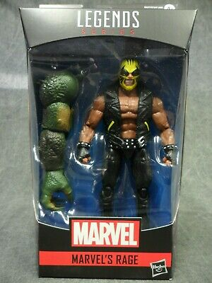 Marvel Legends NEW * Rage * Avengers Video Game BAF Abomination Wave 1 Figure