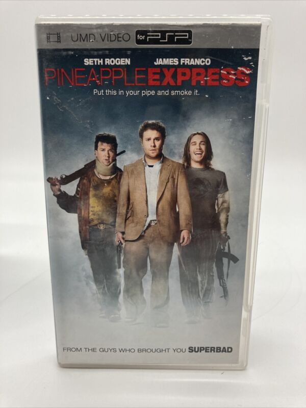 Pineapple Express (UMD, 2009) Playstation Portable FREE SHIPPING