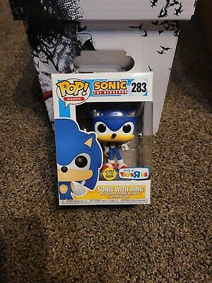 Funko Pop! Games: Sonic With Ring Glow In The Dark Toys R Us