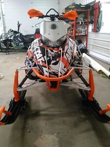 Arctic cat XF 8000 high country sno pro limited 2015