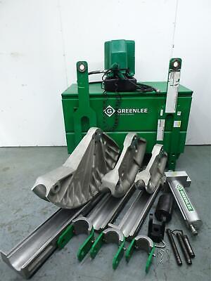 Greenlee 881ct Cam Track 2 12 To 4 Emt Imc Rigid Conduit Pipe Bender 980 Pump