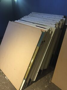 USED MDF BOARDS