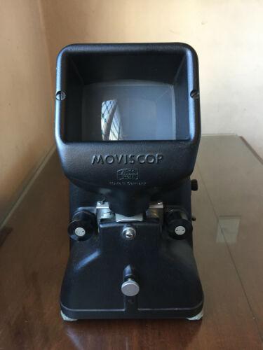 Zeiss Ikon Moviscop 16mm Film Viewer