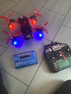 250 Quadcopter Flysky RTF FPV Drone With Battery Charger Transmitter Receiver