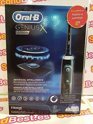 Cepillo de dientes eléctrico Oral-B Genius X 20000N Nuevo