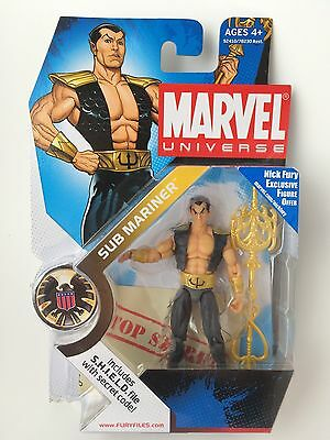 Marvel Universe * SUB MARINER * 2010 * Hasbro