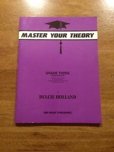 Master Your Theory - Grade Three - Dulcie Holland Inverleigh Golden Plains Preview