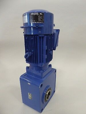 Sumitomo Hyponic Right Angle Drive Induction Gear Motor RNYMS1-1530-B-240