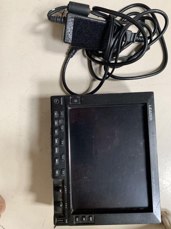 Leader 5380 Waveform Monitor