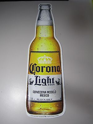 Bottle bar light sign coronaebay new corona light bottle tin tacker beer sign cerveza mexico import man cave bar mozeypictures Images