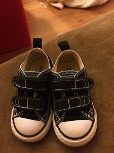 Toddler size 5 Converse sneakers