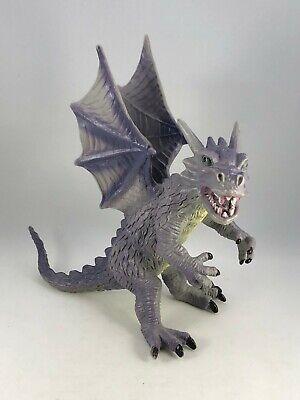Vintage Kitsch Retro Dragon Dinosaur Monster Plastic Toy Figurine 8