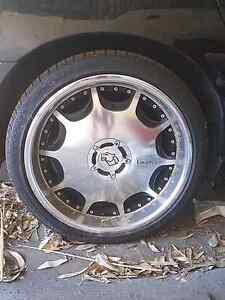 20 inch rims Wattle Grove Liverpool Area Preview