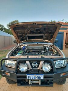 Nissan Patrol 2007 4.2 dx intercooled