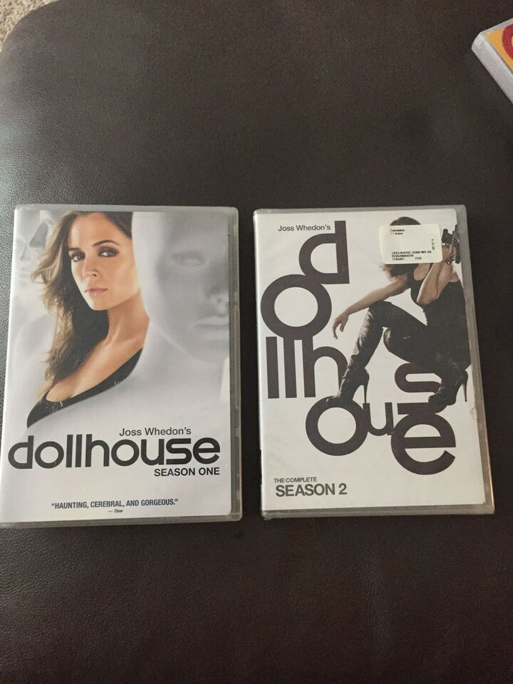 Dollhouse Seasons 1 2 Tv Dvd Series Cds Dvds Blu Ray Edmonton
