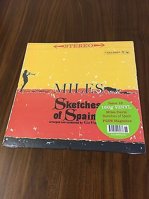 DeAGOSTINI - JAZZ AT 33 1/3 - VINYL ALBUM - MILES DAVIS - SKETCHES OF SPAIN