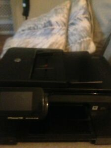 HP printer/scanner wireless
