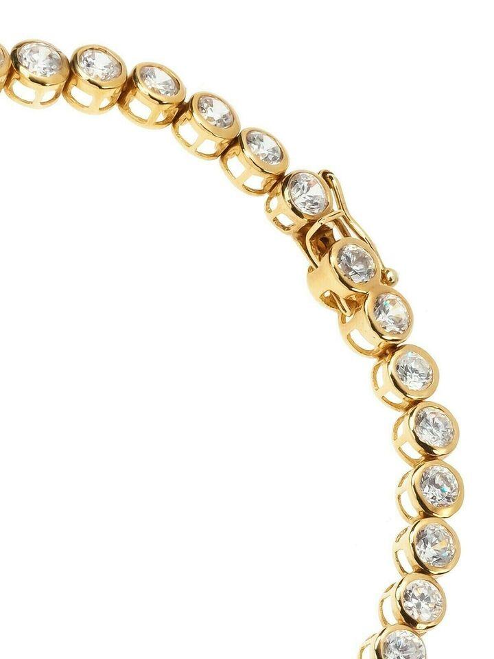 Damen Armband aus 333 Gelbgold mit Zirkonia Nr.127936 M50 in Hannover - Mitte