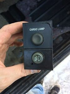 Chevy fog light switch