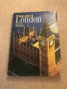 London  large modern day coffee table book
