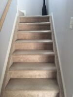 Affordable carpet and Lino installation