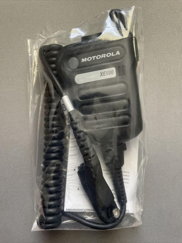 Motorola APX XE500 RSM, Black