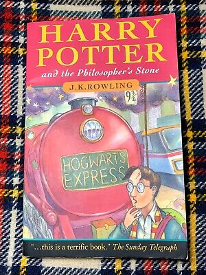 Harry Potter and the Philosopher's Stone First Edition 7th Print Typo Page 53