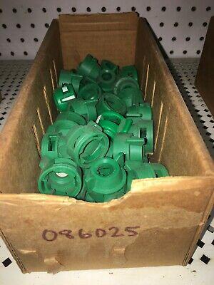 New Tee Jet Nozzle Tip Cap 086025 Green Quick Change 25599 Sprayer John Deere