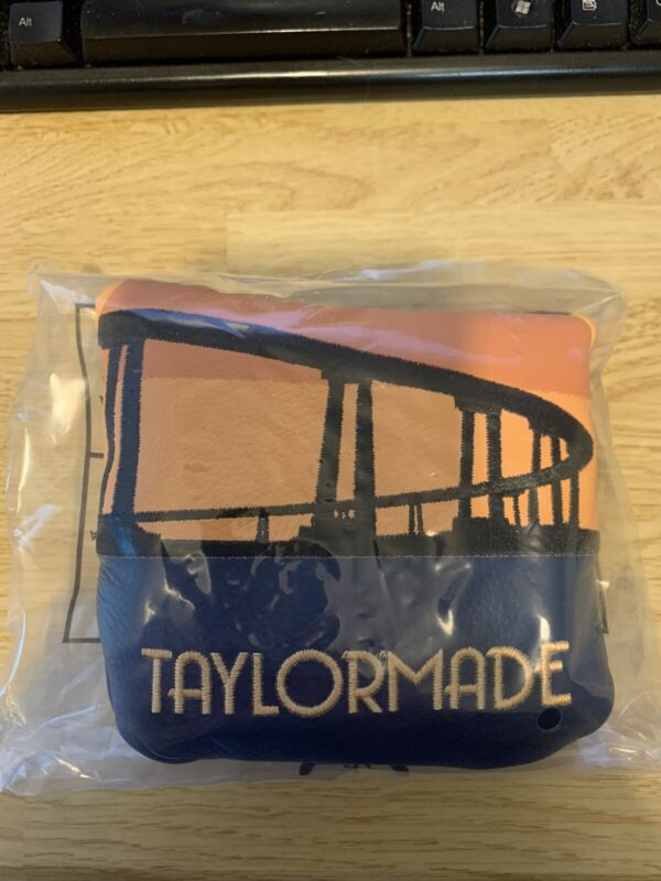 TaylorMade 2021 US Open Tour Issue Spider Mallet Cover SOLD OUT From The VAULT