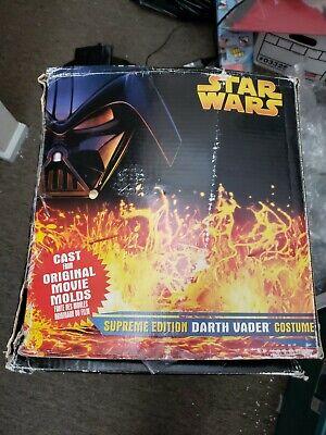 Star Wars Rubies  Darth Vader Supreme Edition - Rubies Darth Vader Supreme Kostüm