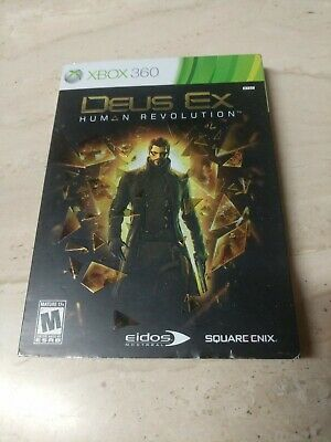 Deus Ex Human Revolution Xbox 360 for sale  Shipping to Nigeria