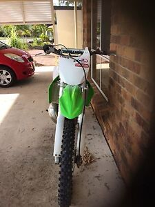 2001 kx250 wanting a swap Bellbowrie Brisbane North West Preview