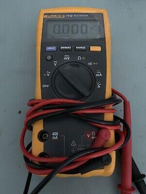 Fluke 77-iv Digital Industrial Multimeter. Very Good Shape Very Little Use.