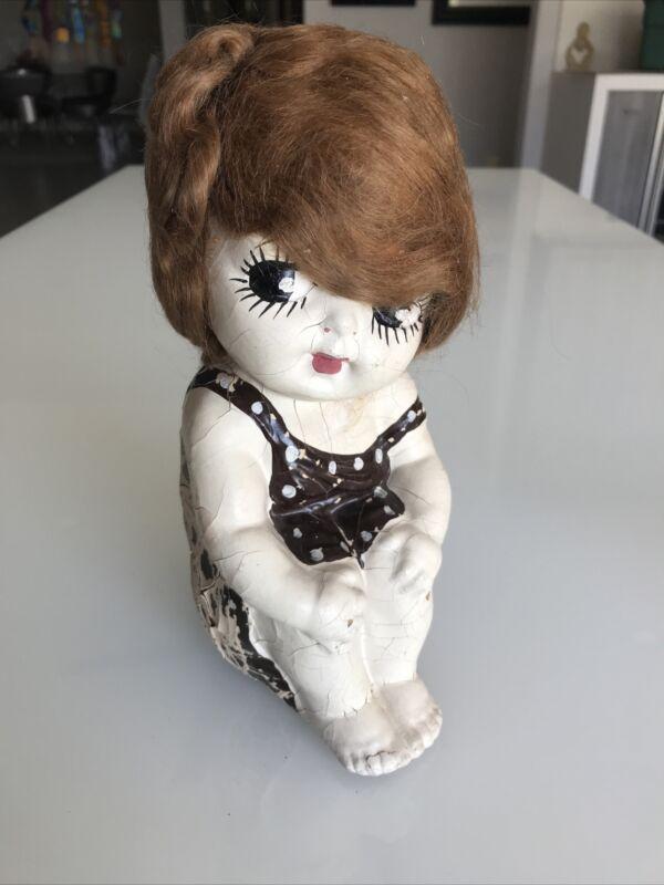 Fair & Carnival Supply Co. Beach Flirt Vintage Doll