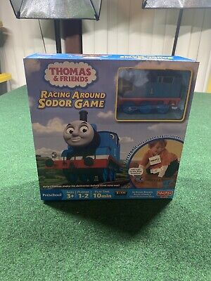NEW Thomas & Friends Racing Around Sodor Game - Electronic - Sounds Talks
