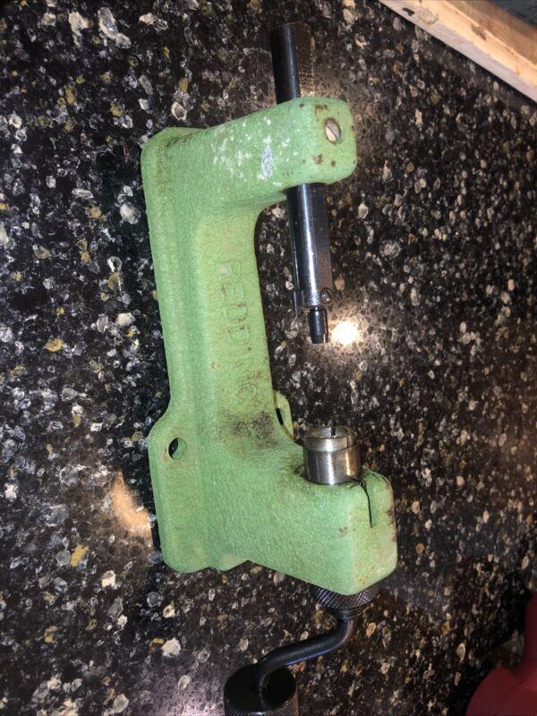 REDDING MODEL 14 1 MASTER CASE TRIMMER USED NICE CONDITION Vintage