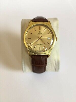 VINTAGE OMEGA SEAMASTER CAL 1012 AUTOMATIC MEN'S CLASSIC WATCH GREAT CONDITION