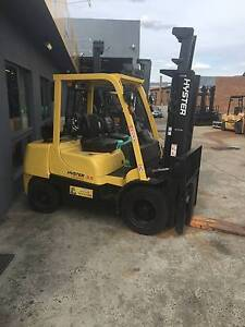 HYSTER FORKLIFT TX 3.5 T - Finance or (*Rent-To-Own *$141.76 pw) Ferntree Gully Knox Area Preview