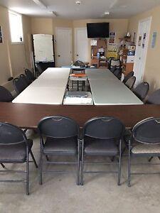 Fall River Office/boardroom/classroom $590