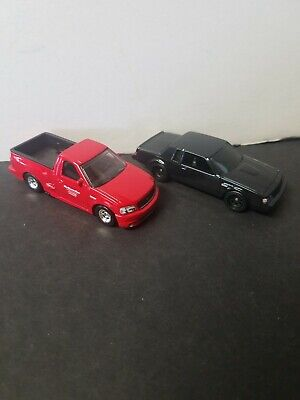 Ford F-150 SVT Lightning + Buick Grand National *LOOSE* Hot Wheels Fast Furious!
