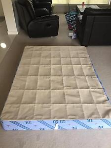 Used Double bed Waterways Kingston Area Preview